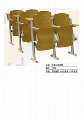 木面禮堂排椅