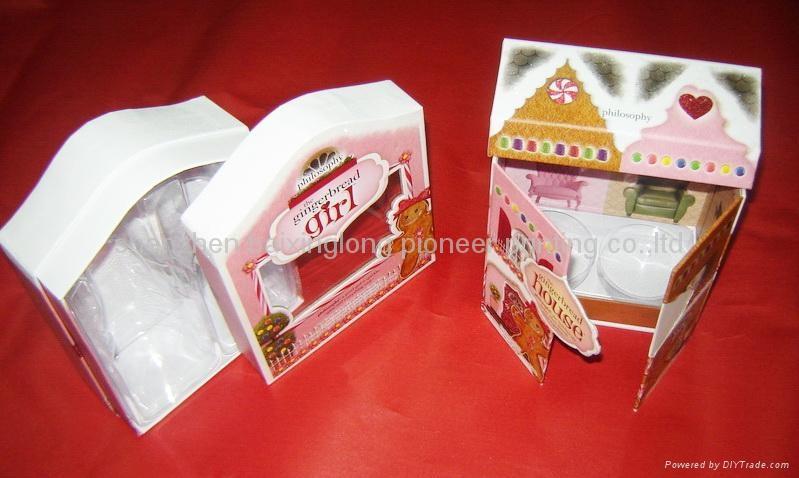 屋型礼品盒 1