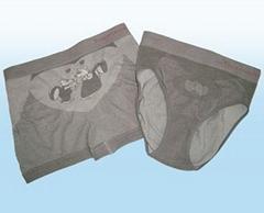专业生产批发医大夫竹炭莫代尔短裤可OEM