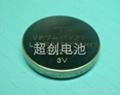 CR2450锂锰纽扣电池