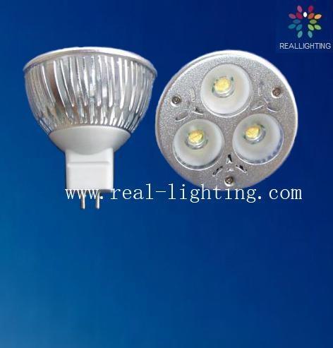 cree LED 3*2w spot light bulb 4