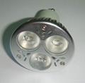 cree LED 3*2w spot light bulb 5