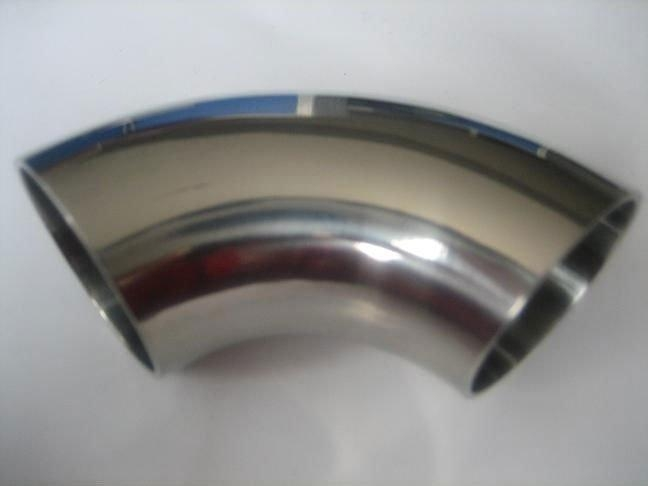 Stainless steel pipe fittings degree elbow yn china