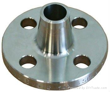 Stainless steel pipe fitting WN flange ...  sc 1 st  DIYTrade & Stainless steel pipe fitting WN flange - flange - YN (China ...