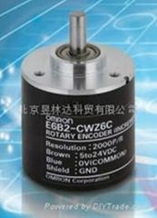 供应omron欧姆龙E6B2-CWZ1X 1000P编码器