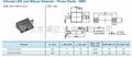 贴片红外线接收管PD70-01B/TR7