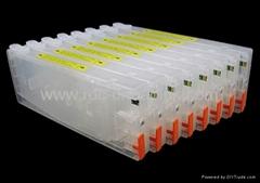 Refillable cartridge for Epson stylus pro 7880 9880