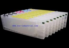 Refillable cartridge for Epson Stylus Pro 4000 7600 9600