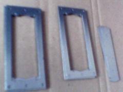 无毛刺矽钢片冲压件