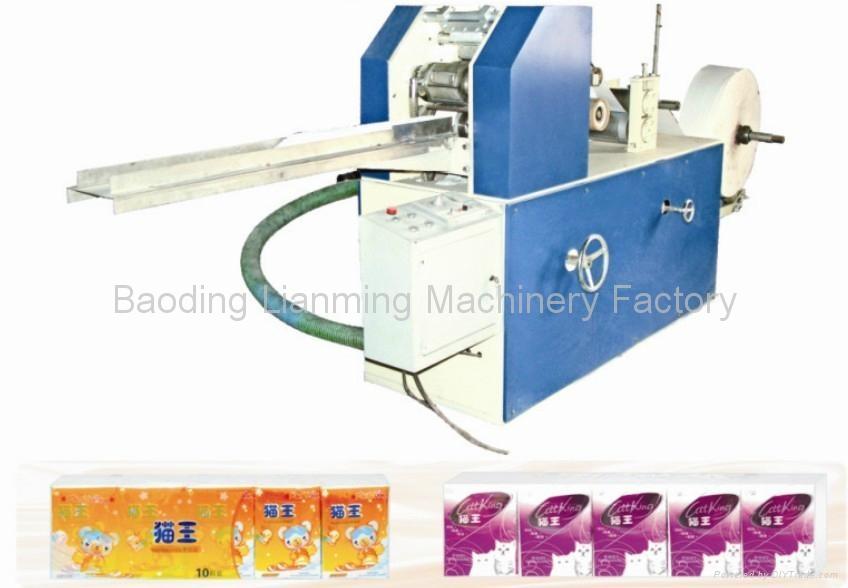 Pocket Tissue Machine 1