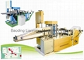 folding napkin paper machine