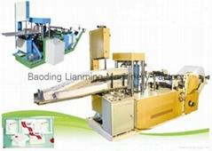 folding napkin paper machine