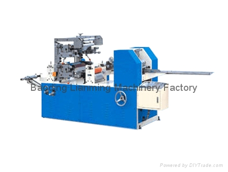 face tissue machine 1