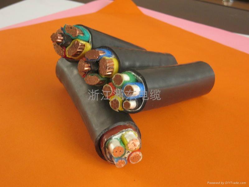 電力電纜 1