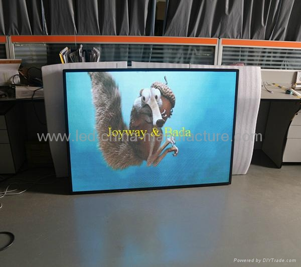 P3 indoor hd programmable led display cabinet 1