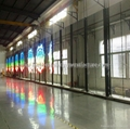outdoor P50mm full color transparent led