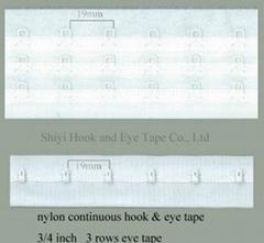 uncut hook and eye tape