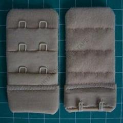 Bra extender butt and butt by zig-zag stitch machine