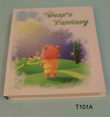 Recordable story book
