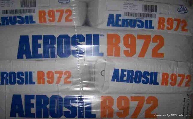 德固賽氣相二氧化硅R972/R974/R202 1