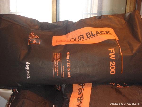 用於高品質着色碳黑FW200 1