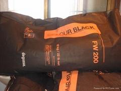 用于高品质着色碳黑FW200