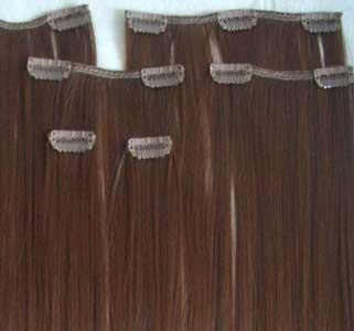 Clips in hair extension 2