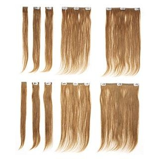 Clips in hair extension 5