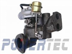 LandRover Discovery TDI T250-04 Turbocharger
