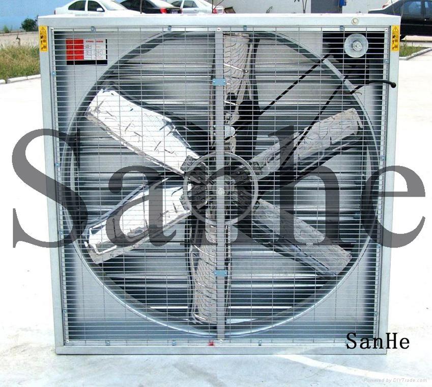 Types Of Industrial Fans : Djf a type swung drop hammer exhaust fan standard