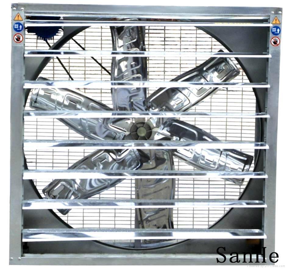 DJF(a)type swung drop hammer exhaust fan (Standard exhaust fan ) 2