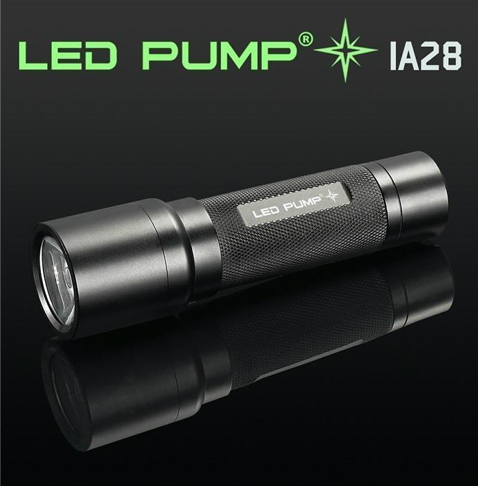 180流明  4×AAA 電池CREE LED 鋁電筒 1