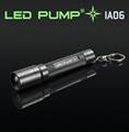 0.5W Nichia LED keychain torch