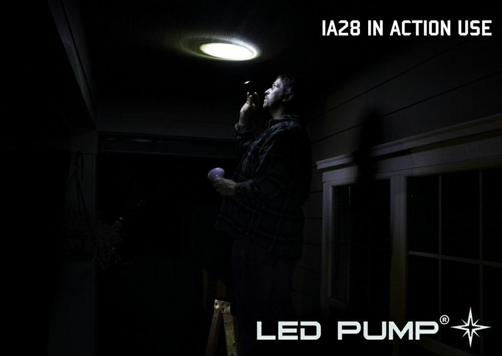 180流明  4×AAA 電池CREE LED 鋁電筒 3
