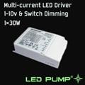 350~1000mA Multi-current LED