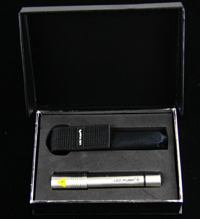 80流明 1×AA電池 CREE LED不鏽鋼電筒 4
