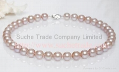 11-12mm AAA freshwater pearl necklace