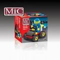 MIC 30PCS PROWL CAR LOGO BLOCK 5 YEAR