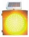 Solar Flashing Light 1
