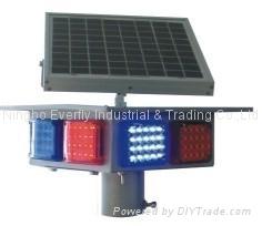 Solar Flashing Light 4