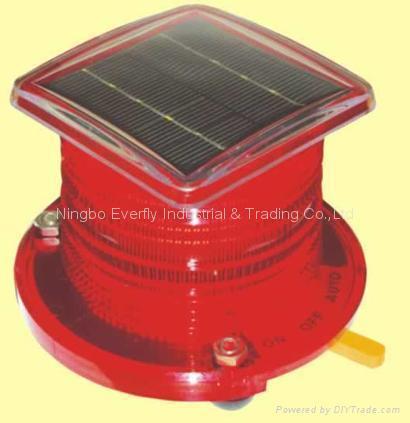 Solar Warning Light 1
