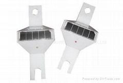 Solar Hurdle Warning Light