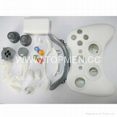 game controller shell for xbox360