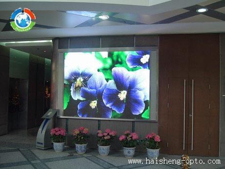 P6mm  indoor full color LEDdisplay 1
