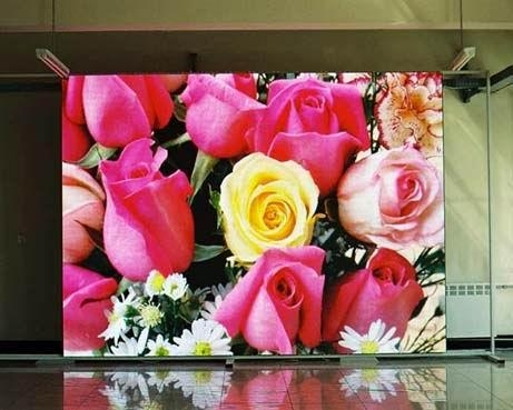 P7.62mm Indoor full color LED Display 1