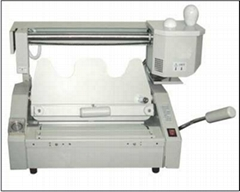HLT-30 manual glue binding machine