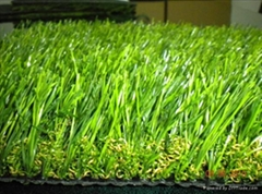 Spring-like artificial lawn, artificial turf