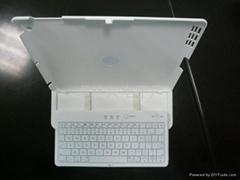 ZL-1504 360度旋轉推拉塑膠藍牙鍵盤支架