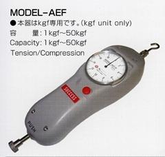 機械式推拉力計AEF系列