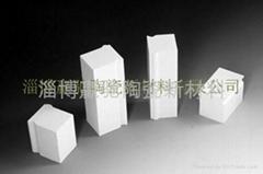 球磨機用耐磨陶瓷襯磚